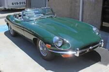 New listing  1969 Jaguar E-Type Convertible