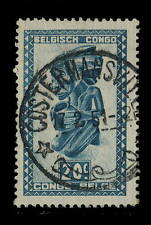 "CONGO BELGE / BELGIAN CONGO - 1951 - "" COSTERMANSVILLE "" (t.8) ON COB 279"