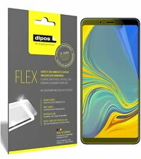 3x Samsung Galaxy A9 (2018) Screen Protector Protective Film covers 100% dipos