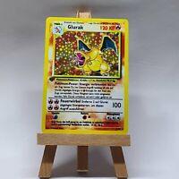 Charizard / Glurak Proxi Pokemon Card in Holo DE