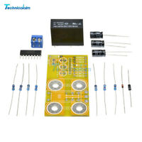 UPC1237 Dual 2-channel Speaker Protection Board Kit Boot Delay DC Protection DIY
