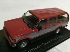 Mag HT13, Chevrolet Collection, Chevrolet Veraneio custom 1993, échelle 1:43