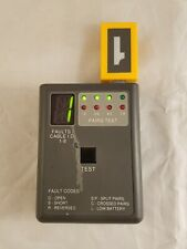 Datacom Technologies Textron MAPcat 1100 Cable Wire Tester 52254