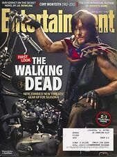 NORMAN REEDUS THE WALKING DEAD Entertainment Weekly Magazine July 26, 2013 A-4-2