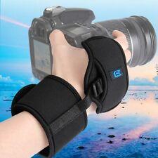 Quick Release Camera Wrist Grip Hand Strap Belt ABS Buckle for DSLR SLR Camera