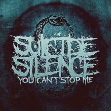 Suicide Silence ‎– You Can't Stop Me CD & DVD Nuclear Blast 2014 NEW & SEALED