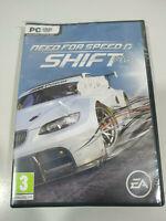 Need Für Speed Shift EA - Set Für PC Dvd-Rom Spanien nuevo
