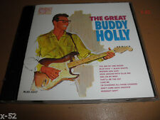 The GREAT BUDDY HOLLY CD love me GIRL ON MY MIND modern don juan THAT'll be DAY
