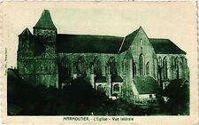 CPA Marmoutier L'Eglise, Vue latérale (490374)