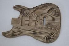 Unfinish Ash wood electric body ST