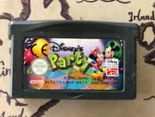 Disney's party pour game boy advance