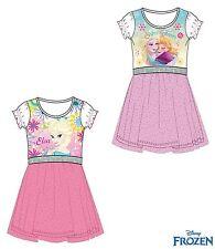Disney Kurzarm Mädchenkleider für die Freizeit