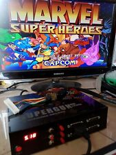 SUPERGUN 4 PLAYER  ARCADE CAPCOM CPS 2 JAMMA   SNK RGB OFFICINA ARCADE