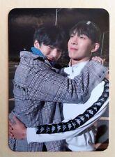 MONSTA X Mini 5th The Code Album Official Photocard De:Code -  Minhyuk & Shownu