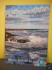 ULTRAMAR TRADITIONAL RECIPIES OF ATLANTIC CANADA,COOKBOOK #11 PEI