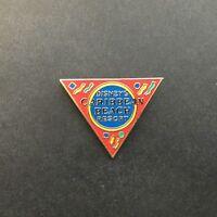 Caribbean Beach Resort Triangle Pin Disney Pin 5393