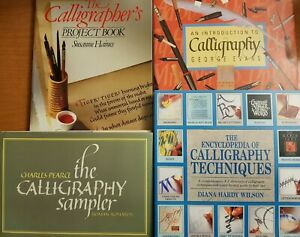 THE CALLIGRAPHY SAMPLER The Encyclopedia of Techniques INTRODUCTION Project Book