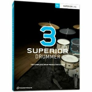 Toontrack Superior Drummer 3 PC