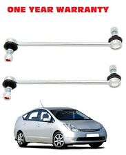 2 x  TOYOTA PRIUS 2003 - 2009  FRONT ANTI ROLL BAR STABILIZER LINK BAR