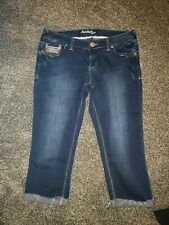 Amethyst capri jeans Size 11