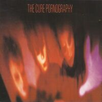 The Cure CD Pornography - Europe (M/M)