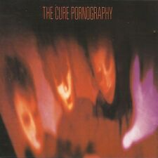 The Cure ‎CD Pornography - Europe (M/M)