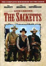 THE SACKETTS Tom Selleck (DVD, 2006, 2-Disc Set) NEW