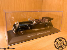 MERCEDES 770K 770-K CONVERTIBLE 1938 BLACK 1:43 MINT!!!