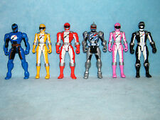 POWER RANGERS OPERATION OVERDRIVE SINGLE FIGURE COLLECTION