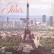 FRANCK POURCEL Grand Orchestre Paris FR Press Pathé 2C 066-15.572 1975 LP