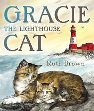 Gracie, the Lighthouse Cat-ExLibrary