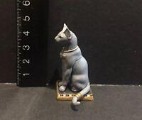Kaiyodo Furuta Choco Q Pet Animal 2 Egyptian Cat  SP Figure B