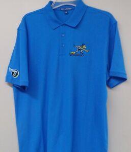Phoenix Roadrunners ECHL Hockey Mens Embroidered Polo Shirt XS-6XL, LT-4XLT New
