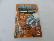 MASTERS OF THE UNIVERSE - The Iron Master - Ladybird Book