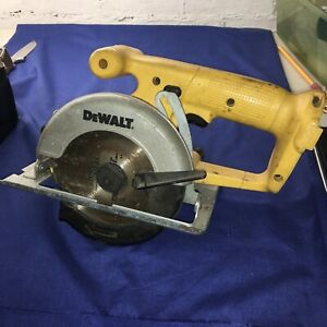 """DeWalt DW935 14.4 Volt Trim Saw Circular - 5 3/8"""" -Bare Tool ⭐Good Condition⭐, K"""