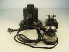 Antiker Telefunken Detektor mit Zubehör vor 1945