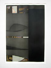 """Louise Nevelson, """"Untitled 1975, 1975,"""" Aquatint Intaglio with Collage"""