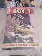 Boy-1#2, Retailer Incentive Distressed Variant, IDW, 2015, NM