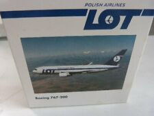 1/500 Herpa Boeing 767-200 LOT Polish Airlines 504256