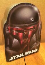 Star Wars Boba Fett Han Solo Men's Small T Shirt w/ Collectable Tin New