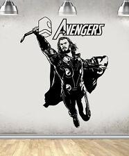 Avengers Thor Boys Kids Wall Art Sticker/Decal