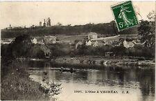 CPA  L'Oise á Vauréal  (290411)