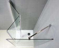 CH1 Dusche Duschkabine 180° Falttür Duschabtrennung Eckeinstieg Hebefunktion Neu