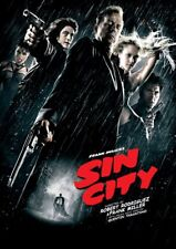 SIN CITY. dvd. ( Castellano-Ingles. )