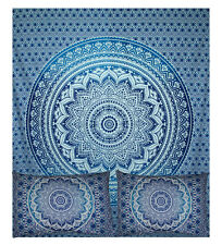 Indian Mandala Tapestry Hippie Queen Wall Hanging Bohemian Decor Throw Bedspread