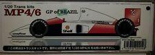 Studio27 1/20 McLaren Mp4/6 Brazil GP Transkit