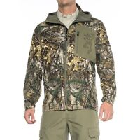 New Men`s Browning Hell's Canyon Hammer Hunting Jacket Waterproof MSRP$200
