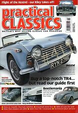 RODENE GIRLS SCHOOL Car Restorations - Practical Classics Magazine February 2003