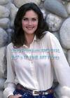 LYNDA CARTER in Sexy Sheer Silk Shirt - HI-RES FINE ART ARCHIVAL PHOTO (8.5x11)