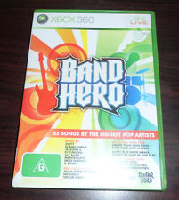 Microsoft Xbox 360. Band Hero (PAL AUS/EUR)